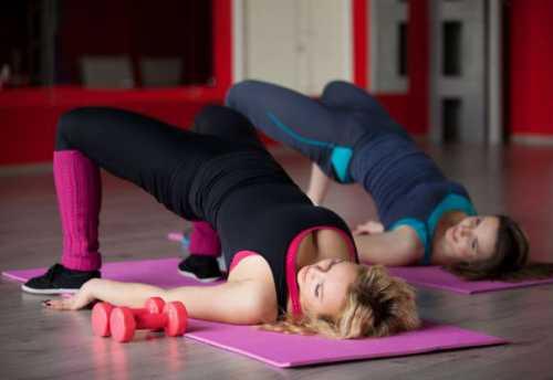 упражнения для снятия стресса: комплексы, правила выполнения